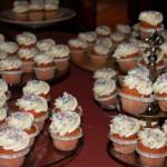 Geboorte cupcakes