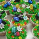Pasen cupcakes 2